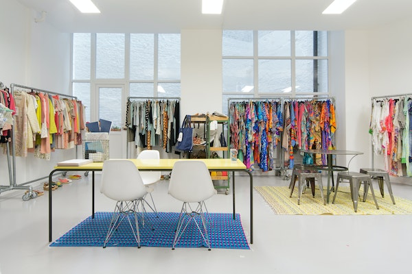 Clerkenwell Road Event Space - interior