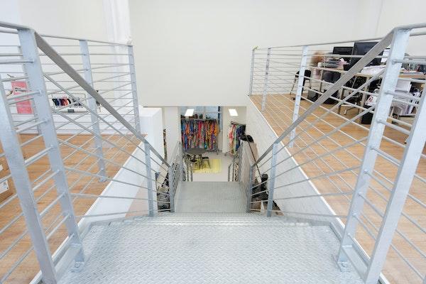 Clerkenwell Road Event Space - stairway