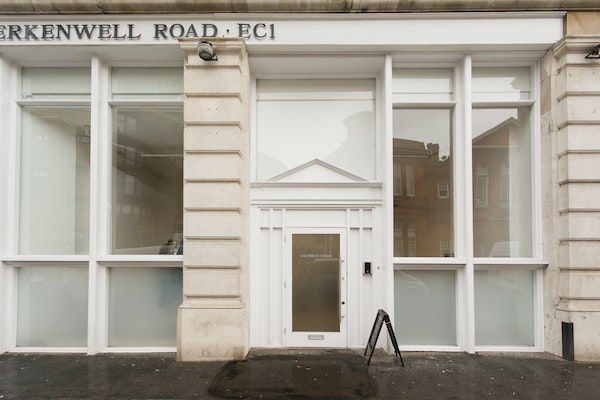 Clerkenwell Road Event Space - exterior