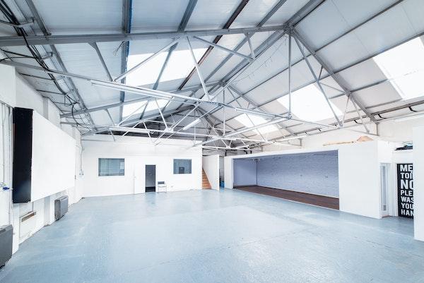 Bermondsey Printworks Industrial Event Space - interior