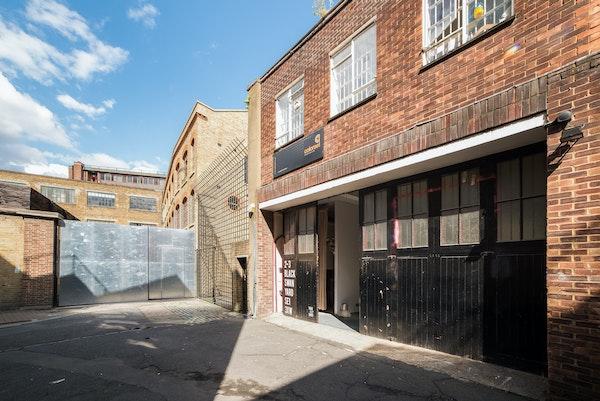 Bermondsey Printworks Industrial Event Space - exterior