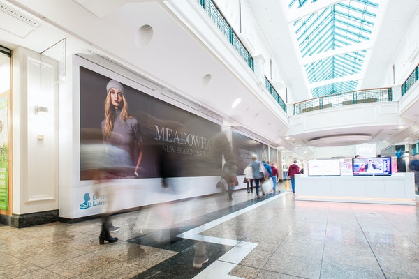 Meadowhall, Sheffield - exterior