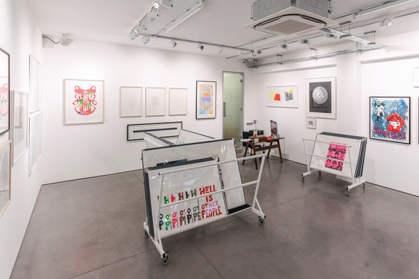 Curtain Road gallery