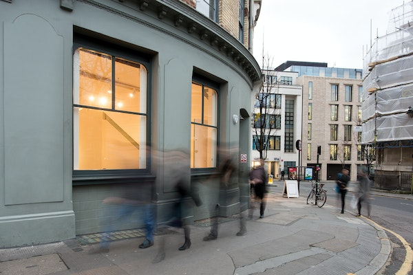 The Clerkenwell Shop - exterior
