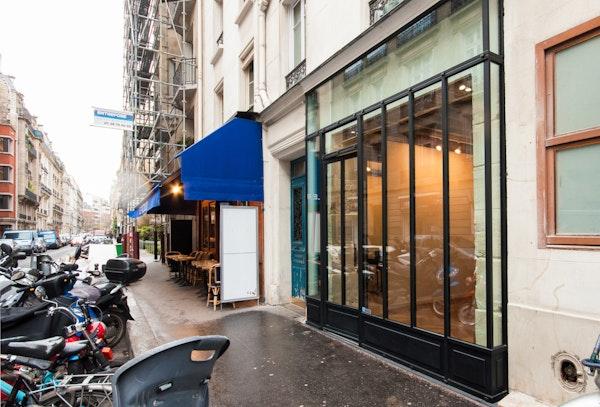 Boutique Auguste Bartholdi, extérieur
