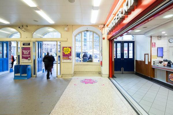 Fenchurch Street space ground floor