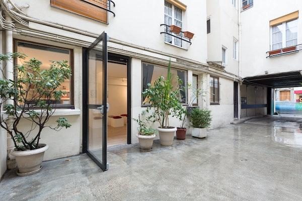 121 Rue de Charonne, extérieur