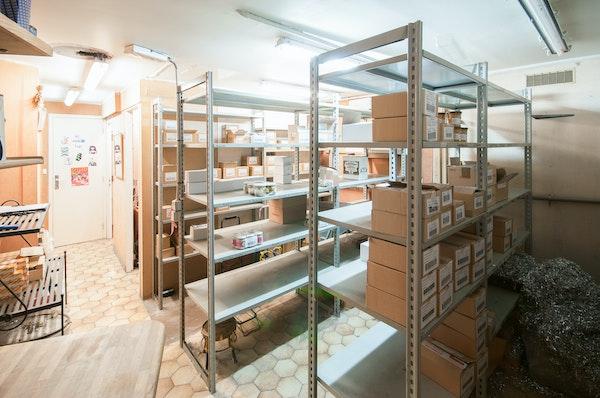 41 BOULEVARD MALESHERBES, interior