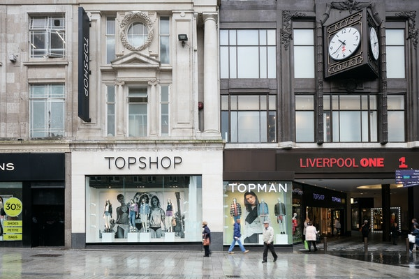 Topshop, Liverpool ONE