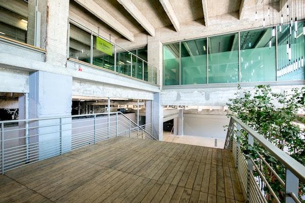 Rooftop Cité de la Mode et du Design