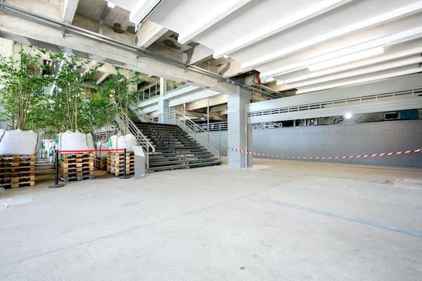 Skate Park - Cité de la Mode et du Design