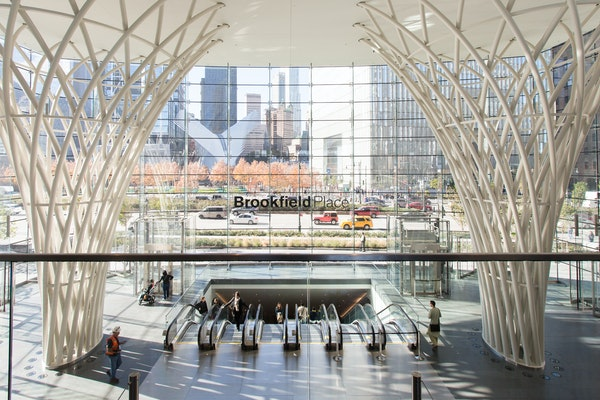 Brookfield Place, Space K8