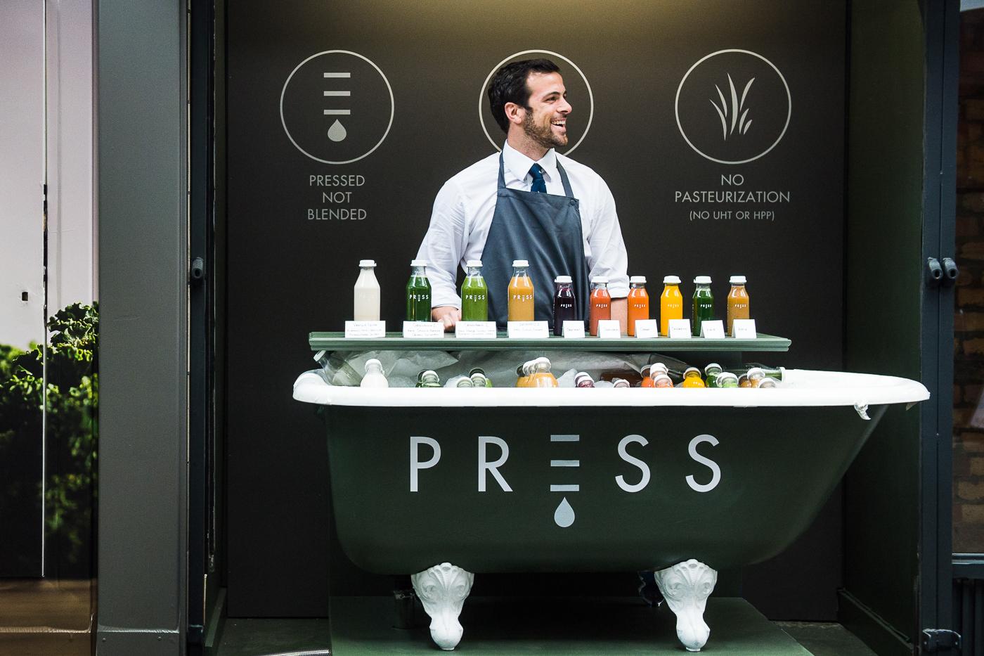 Press London