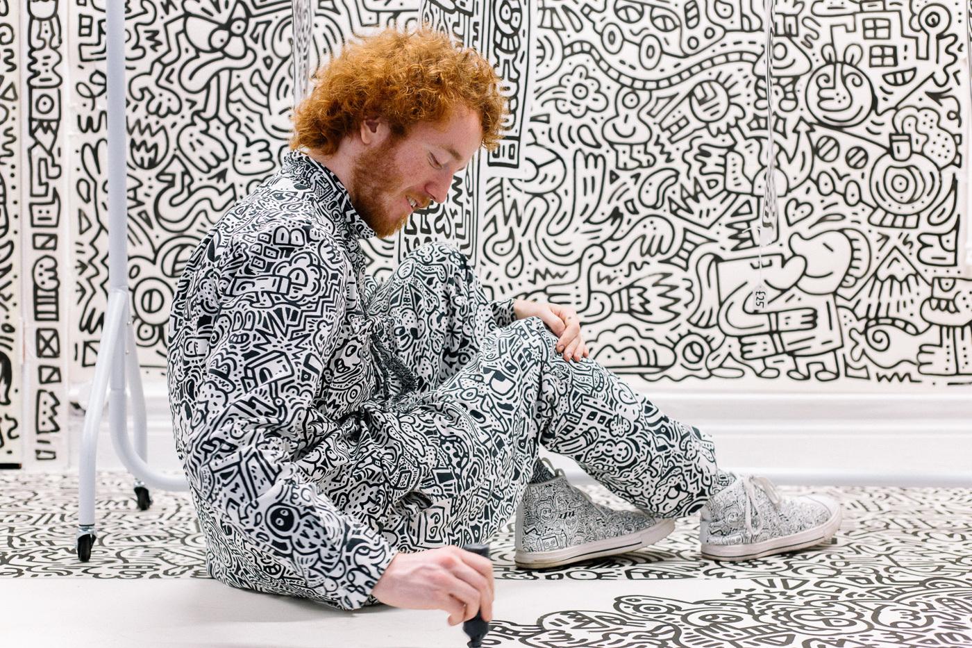 Mr Doodle