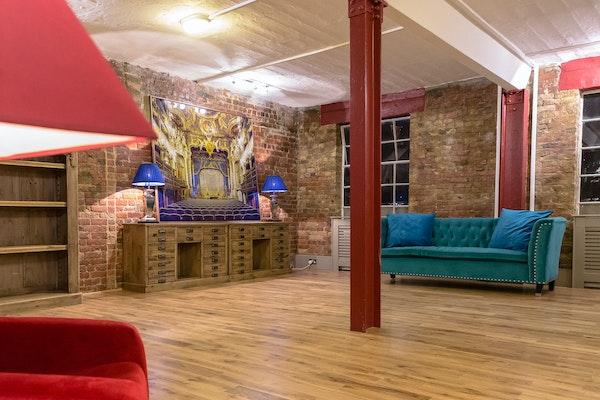 The Gallery, 1-2 Silex Street, London