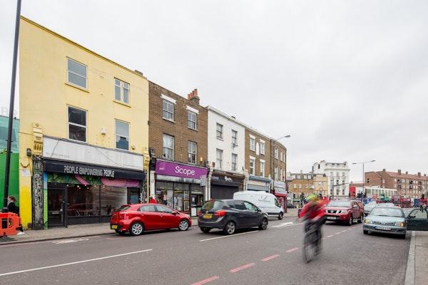 Peckham Platform Pop-Up Space
