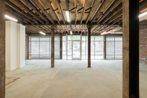 Delancey Street - Industrial Feel Retail Space