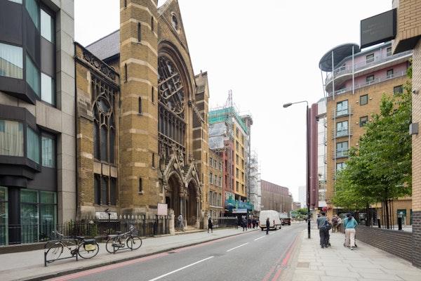 Prescott Street, Tower Hill – The Stash Gallery,