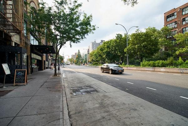 Houston Street, Lower East Side - Burger Joint