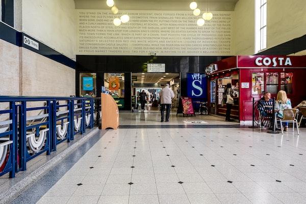 Doncaster Station, Doncaster