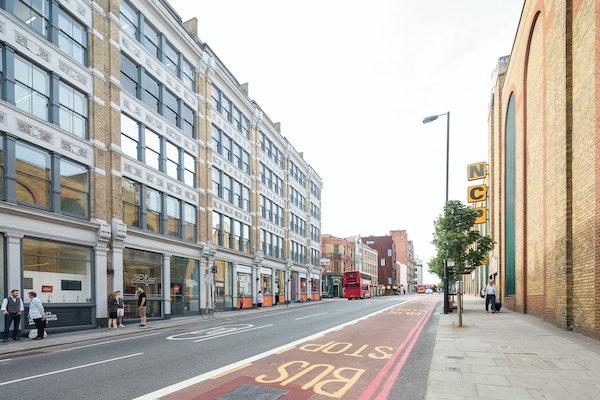 143-145 Farringdon Road, London