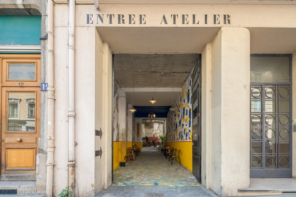 Studio Part-Dieu, Lyon