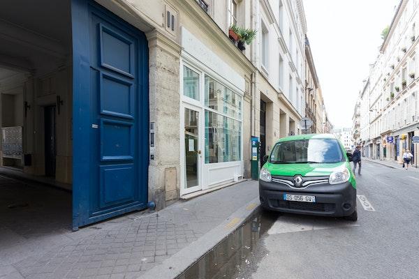 11 rue Bleue, La Fayette, Paris, 9e