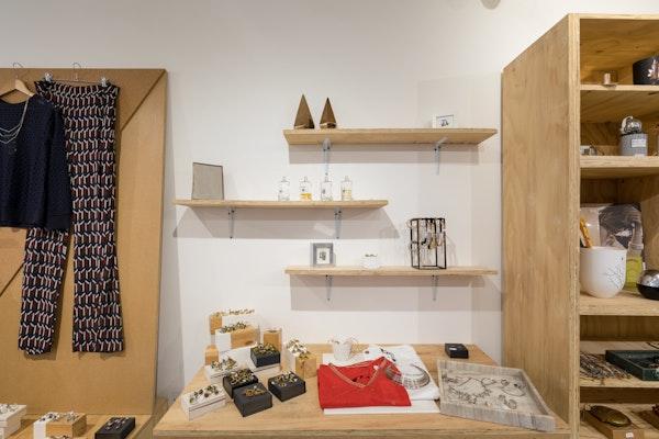 shelf space to rent, pop up shop on brick lane