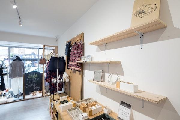 shelf space to hire in urbanac east london