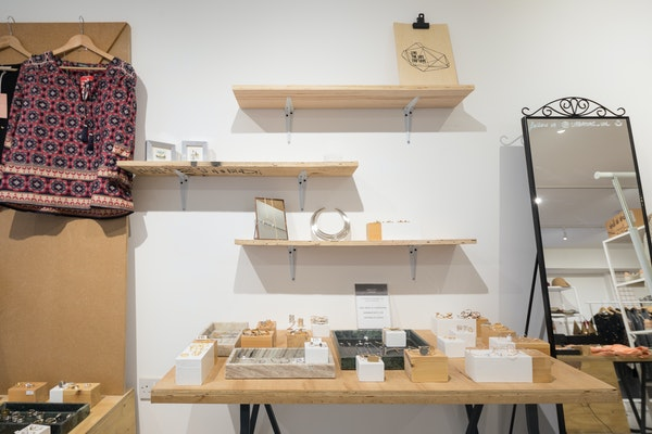 shelf space to hire in east london