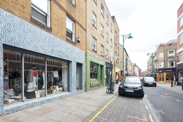 pop up shop for rent, brick lane, london