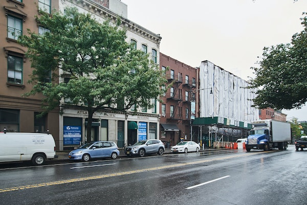 Atlantic Avenue retail space
