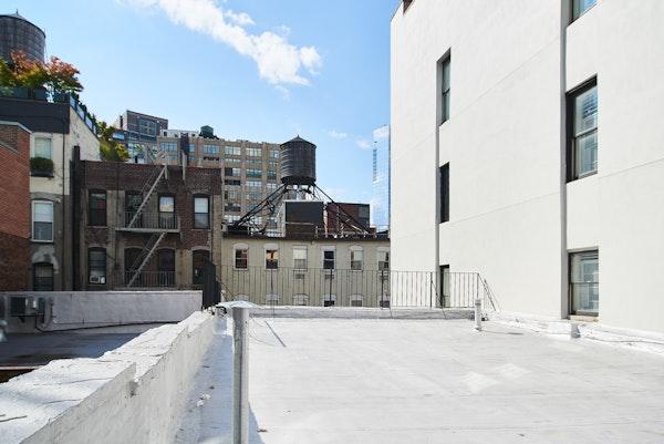 Showroom rooftop