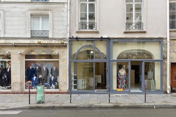Petite boutique Delacroix