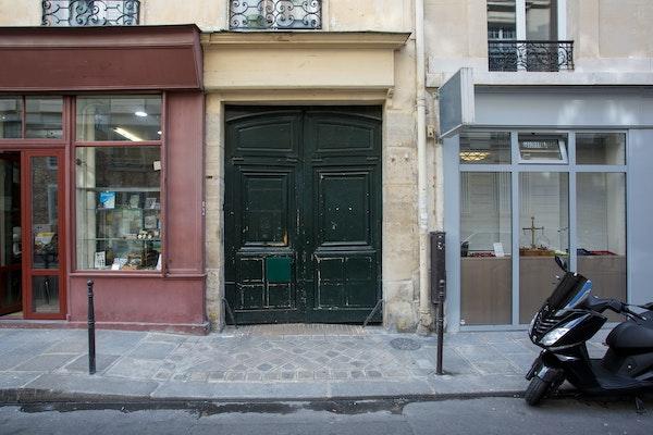 9 rue Portefoin 2 ètage, Le Marais, Paris, 3e