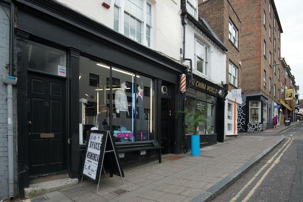 Church Street, Brighton - Spacer Store