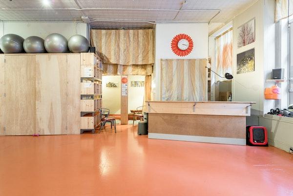 Warren Street, Tribeca - Studio Space