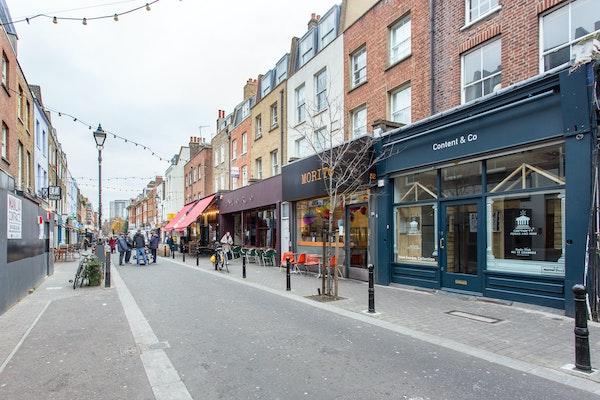 30 Exmouth Market, London
