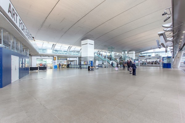 Stratford Station - Southern Ticket Hall (westend), London
