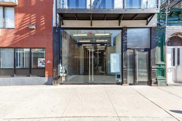 Bowery - Bare-brick Boutique