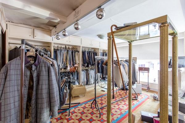 The Mayfair Store - Shepherd Street