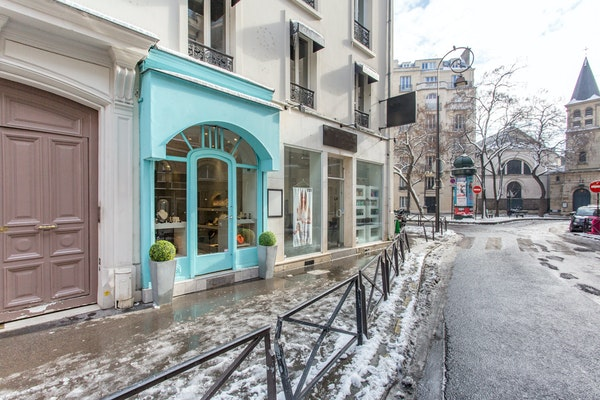 12 rue Jean Bologne , Chaillot, Paris, 16e