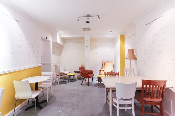 The Canvas - Basement Space, London