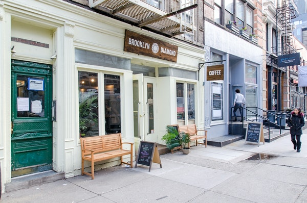 West Broadway – Soho Pop-Up Shop