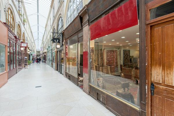 20 Passage Choiseul, Opéra - Madeleine, Paris