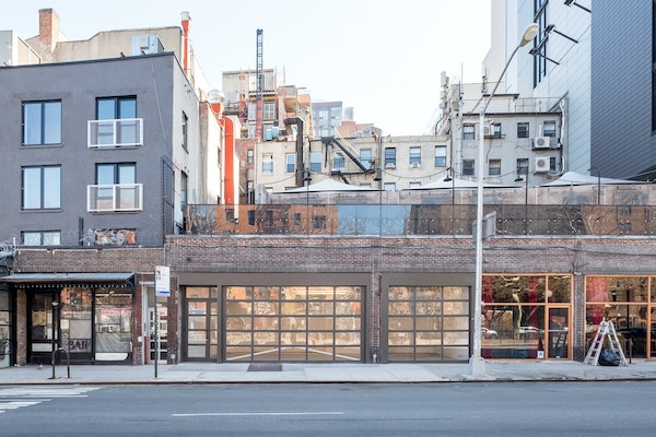Lower East Side - Red Brick Space