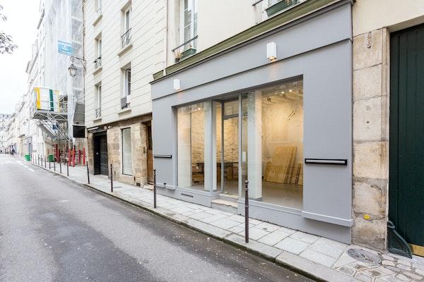44 rue du Vertbois , Le Marais, Paris