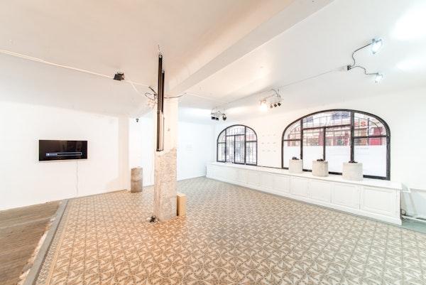 Grand showroom de Beaubourg