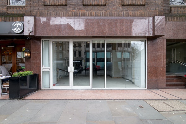 Brompton Road, Knightsbridge - L-Shaped Retail Space