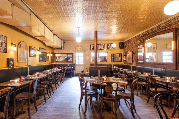 Alphabet City, Avenue B – Restaurant Event Space
